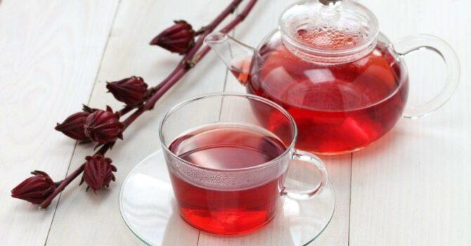 Chá De Hibisco Emagrece? Saiba Como Usar E Benefícios