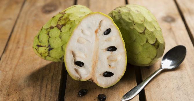 Fruta Do Conde: Confira Os Benefícios