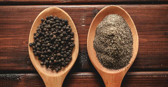 Pimenta-do-reino: Confira Benefícios