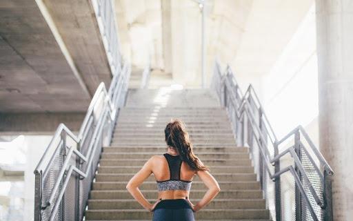 Pegue As Escadas! Dê Um Fim Ao Sedentarismo